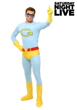 Plus Size Deluxe Gary Costume