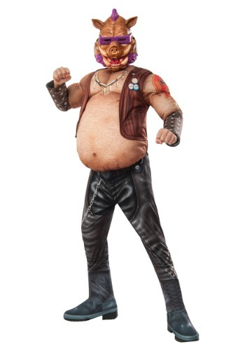 TMNT 2 Child Deluxe Bebop Costume