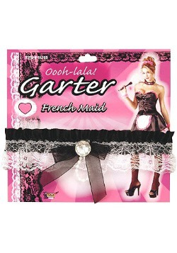 French Maid Garter