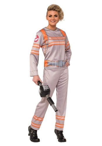 Click Here to buy Womens Ghostbusters Movie Costume from HalloweenCostumes, CDN Funds & Shipping