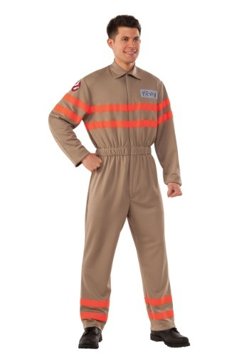 Click Here to buy Adult Kevin Ghostbusters Movie Costume from HalloweenCostumes, CDN Funds & Shipping