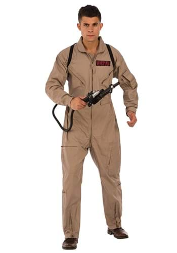 Click Here to buy Ghostbusters Grand Heritage Costume for Adults from HalloweenCostumes, CDN Funds & Shipping