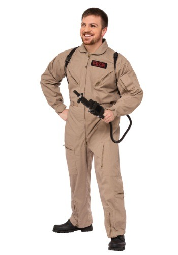 Ghostbusters Grand Heritage Plus Size Costume