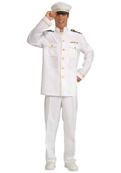 Mens Cruise Captain Costume