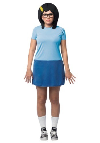 Click Here to buy Adult Bobs Burgers Tina Costume from HalloweenCostumes, CDN Funds & Shipping