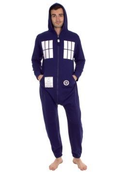 Doctor Who TARDIS Onesie Pajama