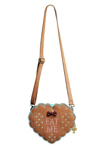 Click Here to buy Alice In Wonderland Eat Me Cross Body Purse from HalloweenCostumes, CDN Funds & Shipping