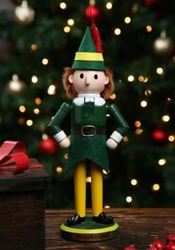 11 Inch Wooden Buddy the Elf Nutcracker