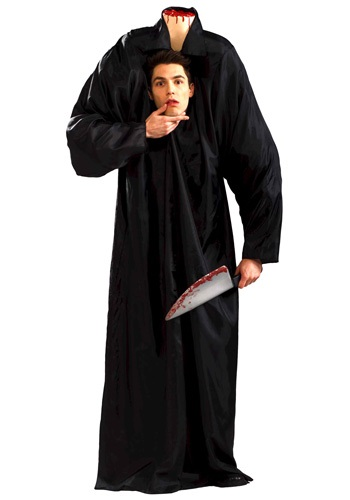 Click Here to buy Adult Headless Man Costume from HalloweenCostumes, CDN Funds & Shipping