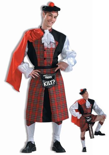 What's Under the Kilt Costume