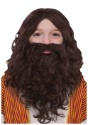 Child Biblical Wig and Beard Set