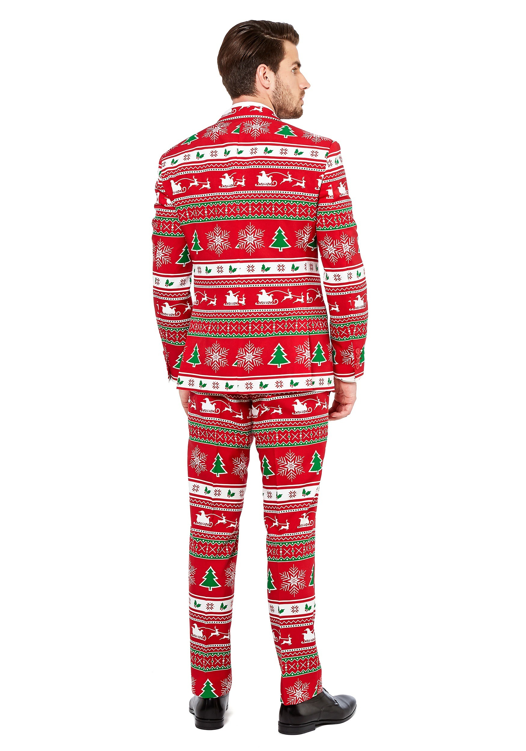 Men\u0027s Winter Wonderland Suit