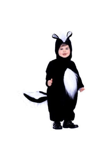 Click Here to buy Toddler Skunk Costume from HalloweenCostumes, CDN Funds & Shipping