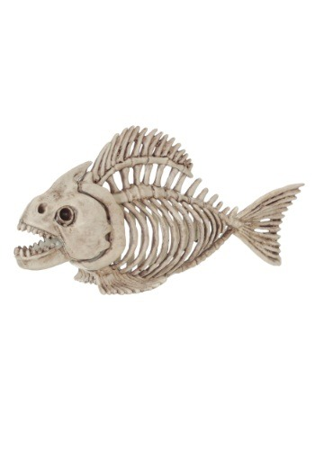Skeleton Fish