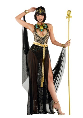 Click Here to buy Womens Sexy Cleo Costume from HalloweenCostumes, CDN Funds & Shipping