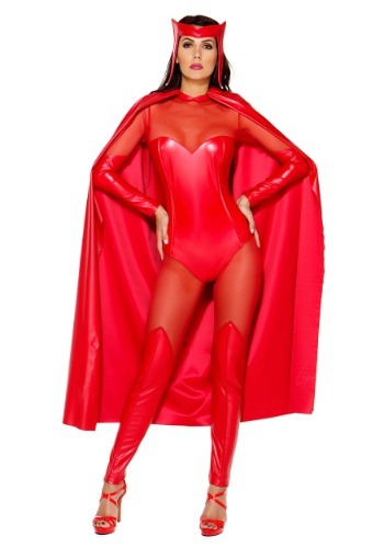 Womens Fiery Force Costume