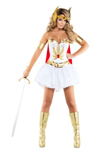 Click Here to buy Sexy Power Princess Costume from HalloweenCostumes, CDN Funds & Shipping