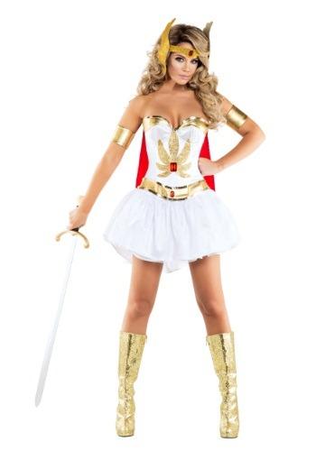 Sexy Power Princess Costume