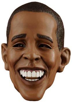 Deluxe Barack Obama Mask