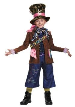 Kids Mad Hatter Prestige Costume