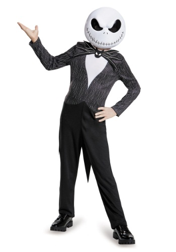 Click Here to buy Kids Jack Skellington Costume from HalloweenCostumes, CDN Funds