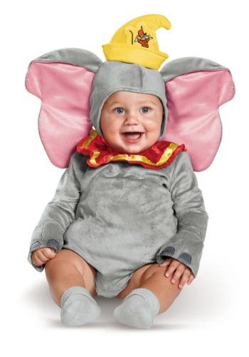 Dumbo Infant Costume