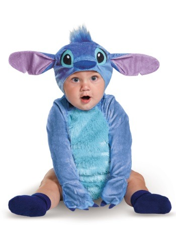 Click Here to buy Stitch Baby Costume from HalloweenCostumes, CDN Funds & Shipping