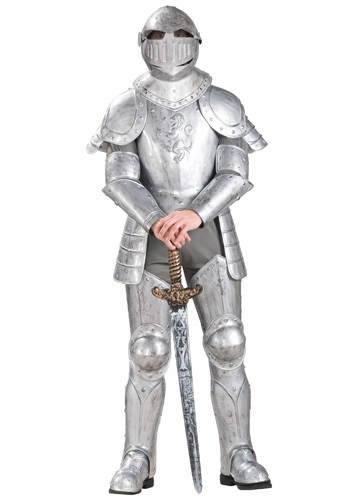 Click Here to buy Medieval Knight Costume from HalloweenCostumes, CDN Funds & Shipping