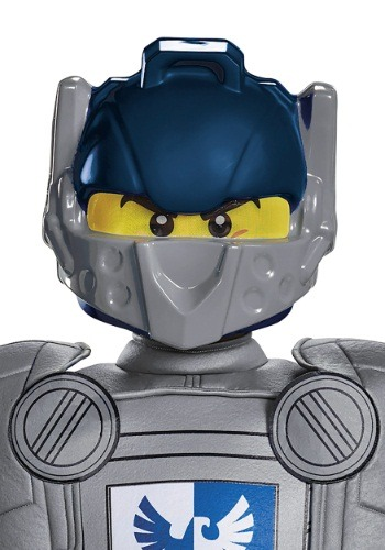 Click Here to buy Nexo Knights Clay Lego Kids Mask from HalloweenCostumes, CDN Funds & Shipping