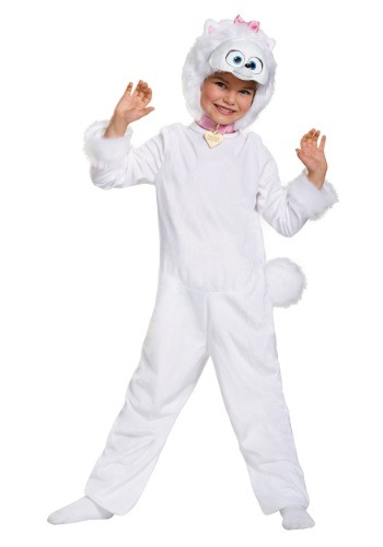 Secret Life of Pets Gidget Deluxe Girls Costume