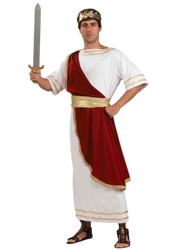 Click Here to buy Adult Caesar Costume from HalloweenCostumes, CDN Funds & Shipping