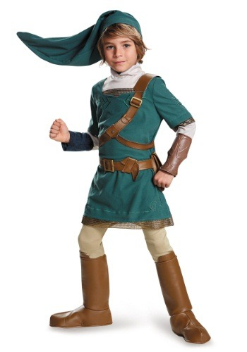 Child Link Prestige Costume