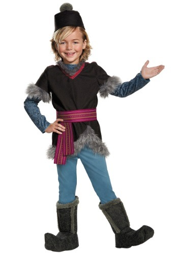 Frozen Kristoff Deluxe Child Size Costume