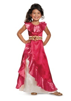 Child Elena Adventure Dress