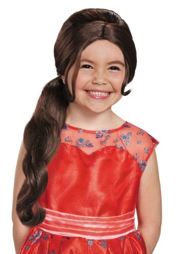 Click Here to buy Kids Elena Wig from HalloweenCostumes, CDN Funds & Shipping