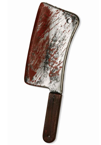 Click Here to buy Bloody Cleaver from HalloweenCostumes, CDN Funds & Shipping