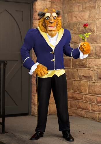 Adult Beast Ultra Prestige Costume