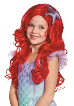 Child Ariel Ultra Prestige Wig