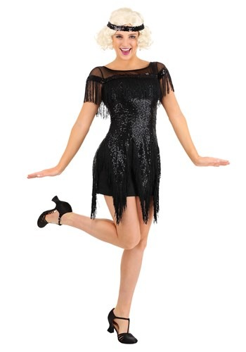 Click Here to buy Foxtrot Flirt Womens Costume from HalloweenCostumes, CDN Funds & Shipping