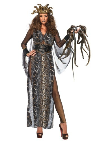 Women's Medusa Costume
