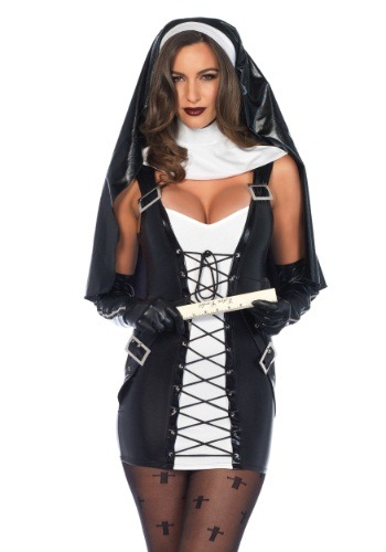 Women's Naughty Nun Costume