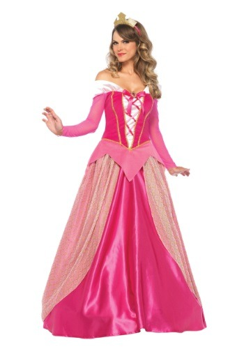 Womens Princess Aurora Costume