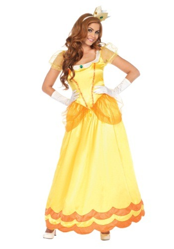 Womens Sunflower Princess Costume