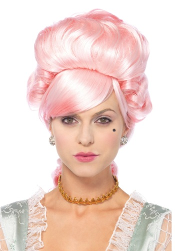 Click Here to buy Pastel Marie Antoinette Wig from HalloweenCostumes, CDN Funds & Shipping