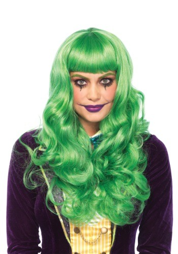 Click Here to buy Misfit Long Wavy Wig from HalloweenCostumes, CDN Funds & Shipping