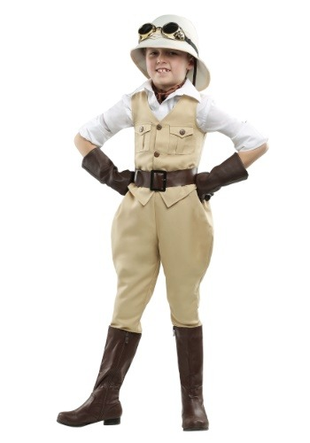Safari Hunter Costume for Boys