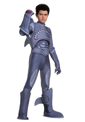 Sharkboy Costume for Boys   Costume