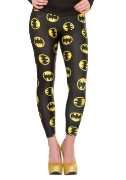 DC Comics Women's Batgirl Leggings Update1