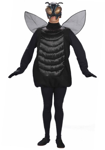 Click Here to buy Adult Fly Costume from HalloweenCostumes, CDN Funds & Shipping