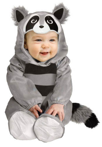 Baby Raccoon Costume